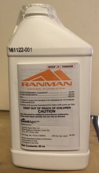 Ranman 400sc Fungicide Militello Farm Supply Inc